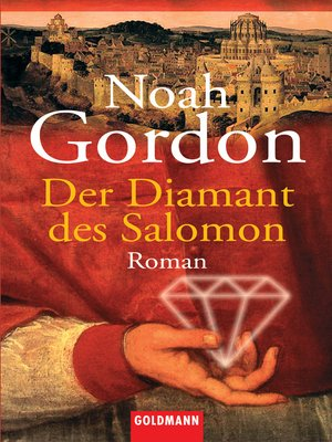 cover image of Der Diamant des Salomon