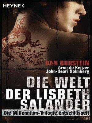 cover image of Die Welt der Lisbeth Salander