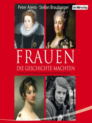 cover image of Frauen, die Geschichte machten