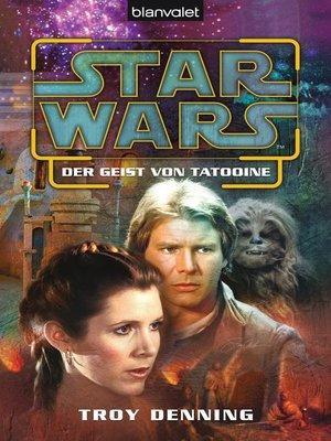 cover image of Star Wars. Der Geist von Tatooine