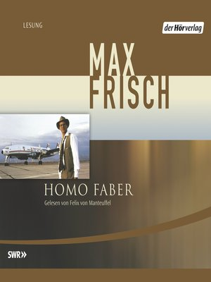 cover image of Homo Faber