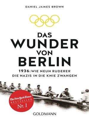 cover image of Das Wunder von Berlin
