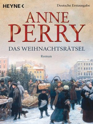 cover image of Das Weihnachtsrätsel