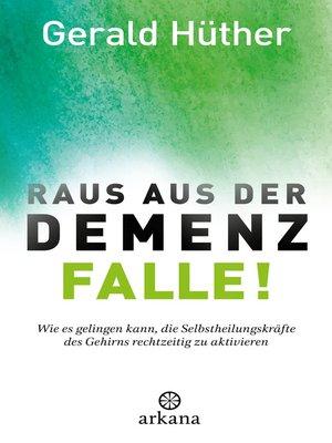 cover image of Raus aus der Demenz-Falle!