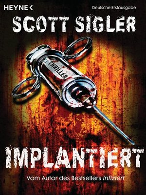cover image of Implantiert
