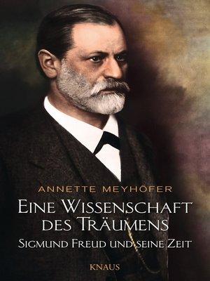 cover image of Eine Wissenschaft des Träumens