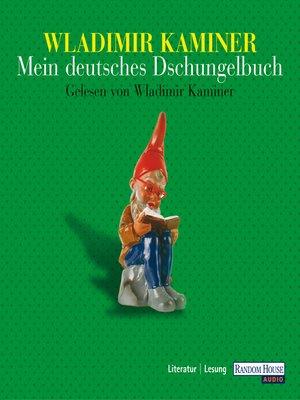 cover image of Mein deutsches Dschungelbuch