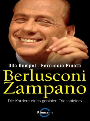 cover image of Berlusconi Zampano -