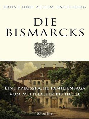 cover image of Die Bismarcks