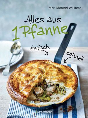 cover image of Alles aus 1 Pfanne