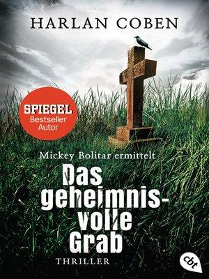 cover image of Mickey Bolitar ermittelt--Das geheimnisvolle Grab
