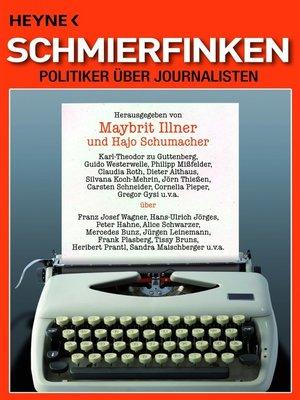 cover image of Schmierfinken