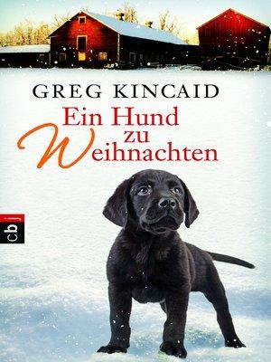 cover image of Ein Hund zu Weihnachten