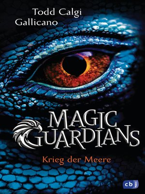 cover image of Magic Guardians--Krieg der Meere
