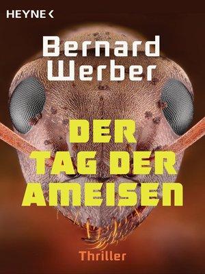 cover image of Der Tag der Ameisen