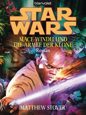 cover image of Star Wars. Mace Windu und die Armee der Klone -