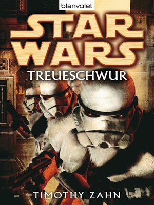 cover image of Star Wars. Treueschwur