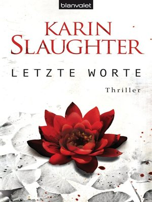 cover image of Letzte Worte