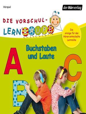 cover image of Buchstaben und Laute