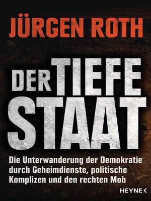 cover image of Der tiefe Staat
