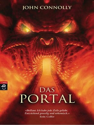 cover image of Das Portal der Dämonen