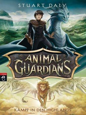 cover image of Animal Guardians--Kampf in den Highlands