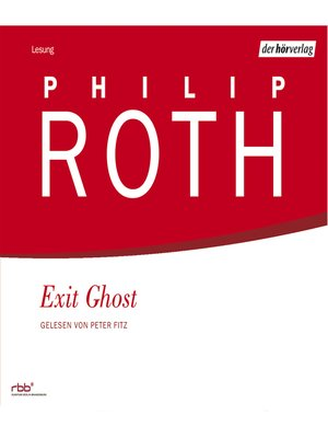 cover image of Exit Ghost DL
