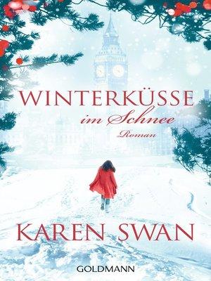cover image of Winterküsse im Schnee