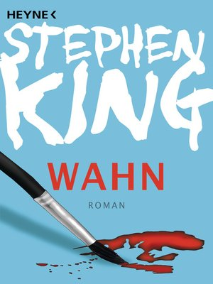 cover image of Wahn