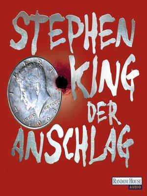 cover image of Der Anschlag