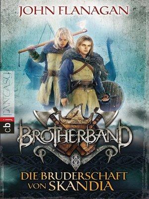 cover image of Brotherband--Die Bruderschaft von Skandia