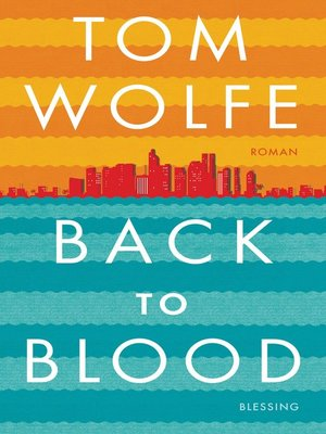 cover image of Back to Blood