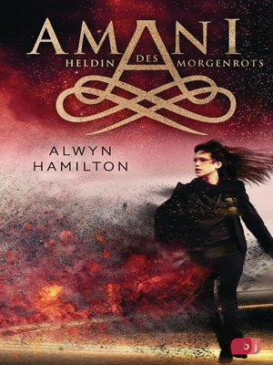 cover image of AMANI--Heldin des Morgenrots