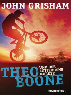 cover image of Theo Boone und der entflohene Mörder