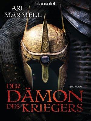 cover image of Der Dämon des Kriegers