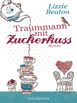 cover image of Traummann mit Zuckerkuss