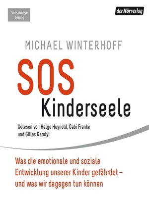 cover image of SOS Kinderseele