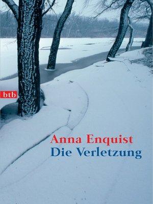 cover image of Die Verletzung