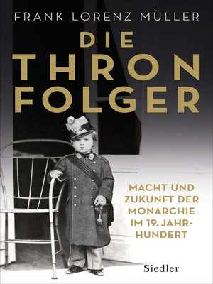 cover image of Die Thronfolger