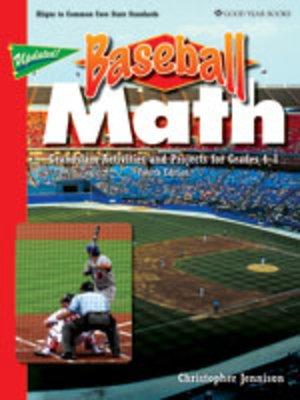 cover image of Baseball Math