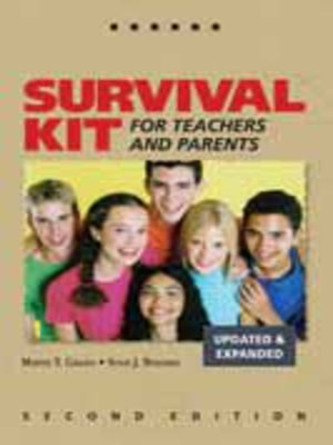 cover image of Survival Kit for Teachers and Parents