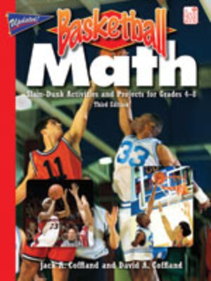 cover image of Basketball Math