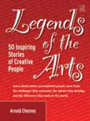 cover image of Legends of the Arts