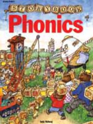 cover image of Storybook Phonics
