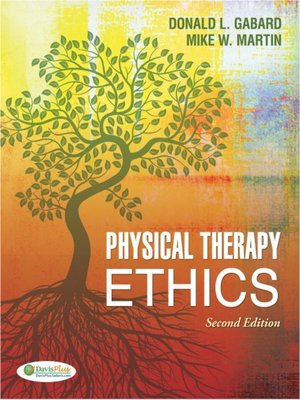 cover image of Physical Therapy Ethics