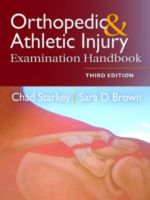 Chad starkey orthopedic and athletic injury pdf