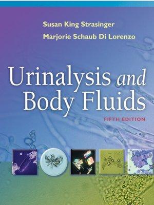 Urinalysis And Body Fluids Ebook