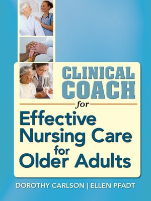 cover image of Clinical Coach for Effective Nursing Care for Older Adults