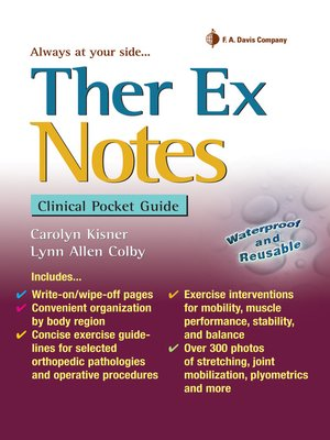 Kisner And Colby Therapeutic Exercise Ebook