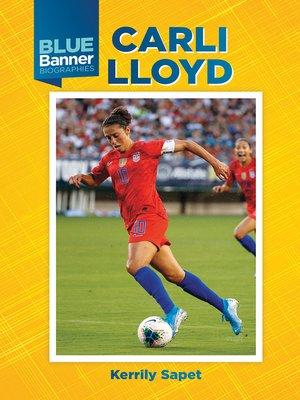 cover image of Carli Lloyd